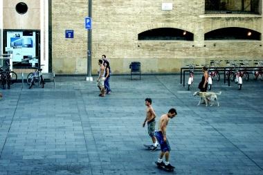 Plaça dels Àngels, Barcelona