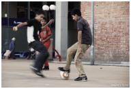 Dies de futbol @ les 3 xemeneies