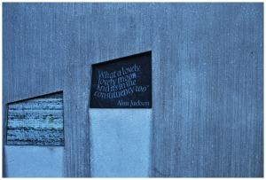 Canongate wall #01