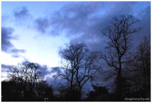 Edinburgh skies