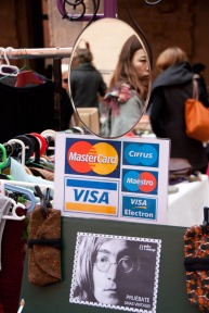 credit card vintage