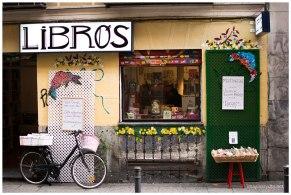 Libros y Bicicleta