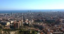 Barcelona under my feet