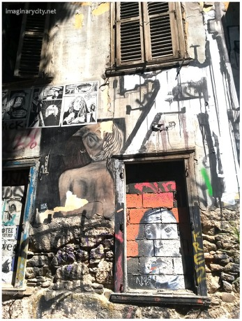 Exarchia graffiti #01