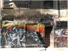 Exarchia graffiti #04