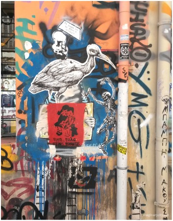 Exarchia graffiti #06