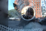 Bowery self-portrait at the ICP