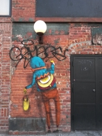 Nolita graffiti #01