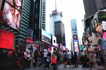 Times Square #01