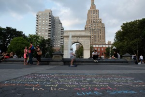 Washington Square Park #01