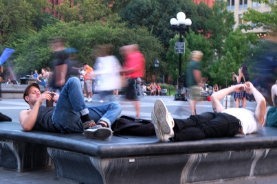Washington Square Park #02