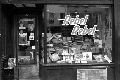 West Village - Rebel Rebel #01