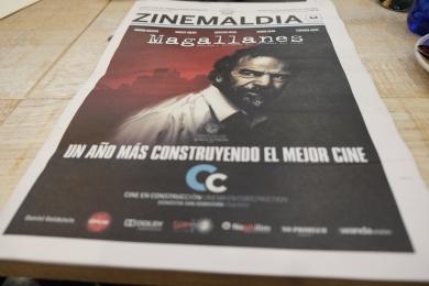 Zinemaldia press