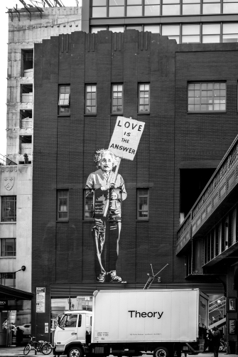 High Line Einstein