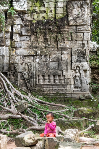 Playing #Angkor