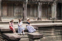 Visitors #04 Angkor Wat