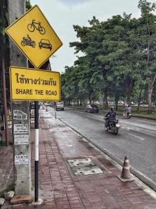Share the street