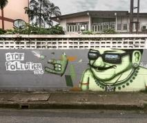 Chiang Mai graffiti #01