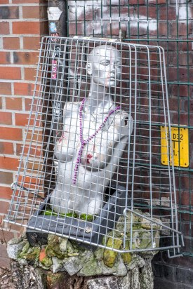 Imprisoned Mannequin #01