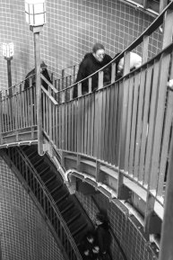 St. Pauli Elbe Tunnel #02