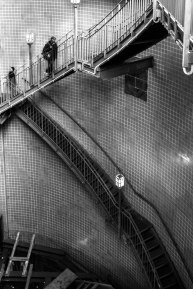 St. Pauli Elbe Tunnel #01
