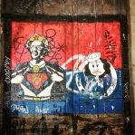 Graffiti, Alcalde