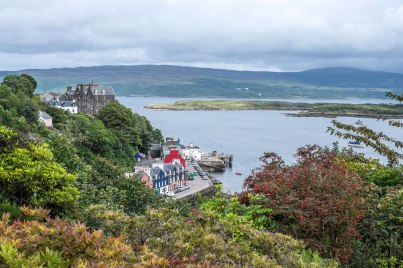 Isle of Mull - Tobermory #06