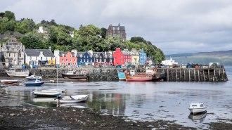 Isle of Mull - Tobermory #01